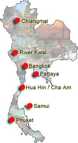destination map